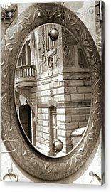 Mirror Acrylic Print by Andrea Simon