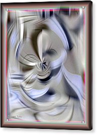 Mirror Acrylic Print by Gerry Tetz