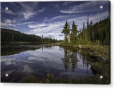 Mirror Lake Acrylic Print