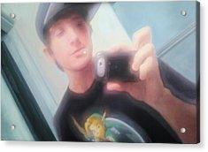 Mirror Me Acrylic Print