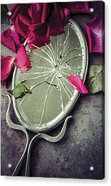Acrylic Print featuring the photograph Mirror, Mirror... by Amy Weiss
