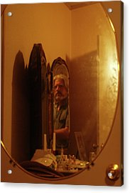 Mirror Mirror Acrylic Print by James Granberry