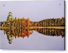 Mirror Of Beauty Acrylic Print