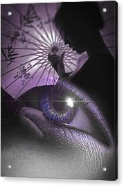 Miss Saigon Acrylic Print by ISAW Gallery
