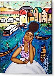 Missing Venice Acrylic Print