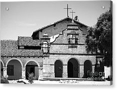 Mission San Antonio De Padua No1 Acrylic Print by Mic DBernardo