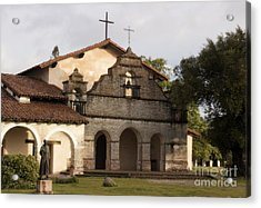 Mission San Antonio Acrylic Print