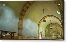 The Granary At Mission San Jose  Acrylic Print