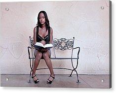 Missmi3ka 5 Acrylic Print by David Miller