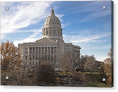 Missouri Capital Acrylic Print