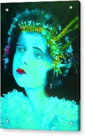 Missy B Acrylic Print