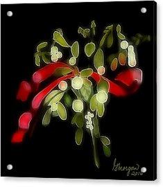 Mistletoe  Acrylic Print