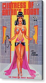 Mistress Of Satan's Roost Acrylic Print