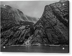 Misty Fjord Acrylic Print