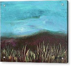 Misty Moors Acrylic Print