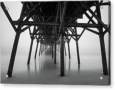 Misty November Morning I Acrylic Print