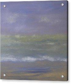 Misty Sail Acrylic Print