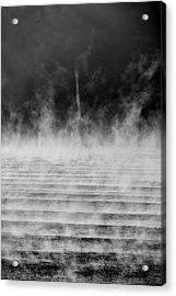 Misty Twister Acrylic Print