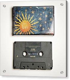 Mix Tape 2 Acrylic Print by Nathan Larson
