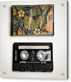 Mix Tape 5 Acrylic Print by Nathan Larson