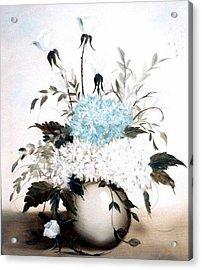 Mixed Bouqet Acrylic Print
