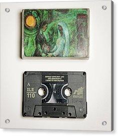 Mixtape 1 Acrylic Print by Nathan Larson
