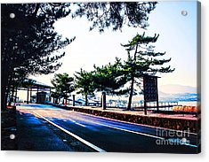 Miyajima Acrylic Print