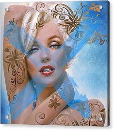 Mm 127  Acrylic Print
