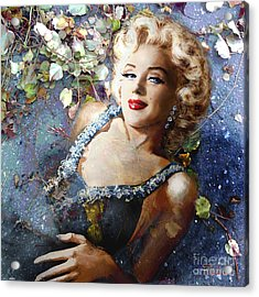 Mm Resurrection  Acrylic Print