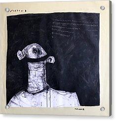 Mmxvii Innocence  Acrylic Print by Mark M Mellon