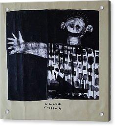 Mmxvii New Life  Acrylic Print by Mark M Mellon