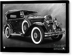 Mobster Mobile Acrylic Print
