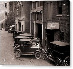 Model Ts, And One More Luxurious Acrylic Print