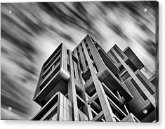 Acrylic Print featuring the photograph Modern Architecture by Michalakis Ppalis