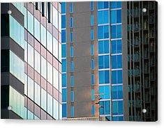 Modern Architecture Photography Acrylic Print