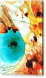 Modern Art - Potential - Sharon Cummings Acrylic Print