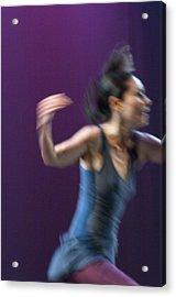 Modern Dance 11 Acrylic Print by Catherine Sobredo