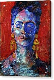 Modern Frida Acrylic Print
