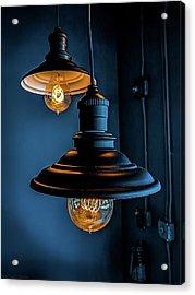 Modern Lighting Acrylic Print