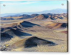 Acrylic Print featuring the photograph Mojave Desert by Jim Thompson