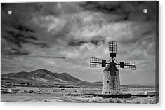 Molino De Cotillo Acrylic Print by Martin Zalba is a photographer looking for a personal look,