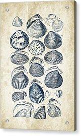 Mollusks - 1842 - 06 Acrylic Print