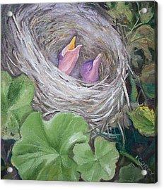 MOM Acrylic Print