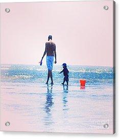 Moment Acrylic Print