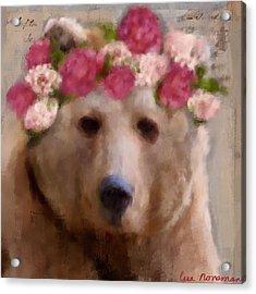 Momma Bear Acrylic Print