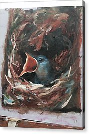 Momma  Acrylic Print