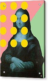 Mona 2 Acrylic Print