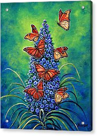 Monarch Waystation Acrylic Print