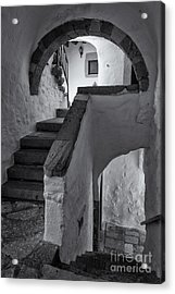 Monastery Of Saint John The Theologian Acrylic Print by Inge Johnsson