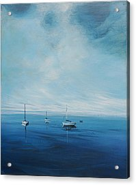 Monday Morning Acrylic Print by Michele Hollister - for Nancy Asbell